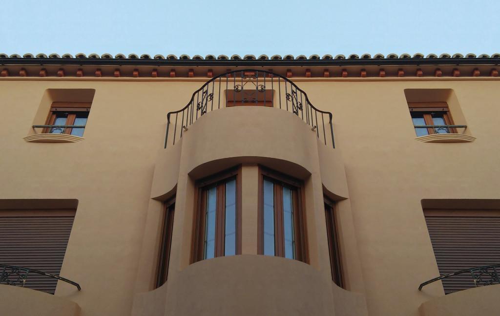 cyme rehabilitacion fachada