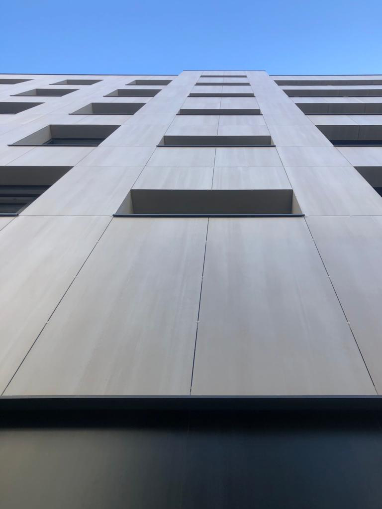fachada ventilada cyme pamplona