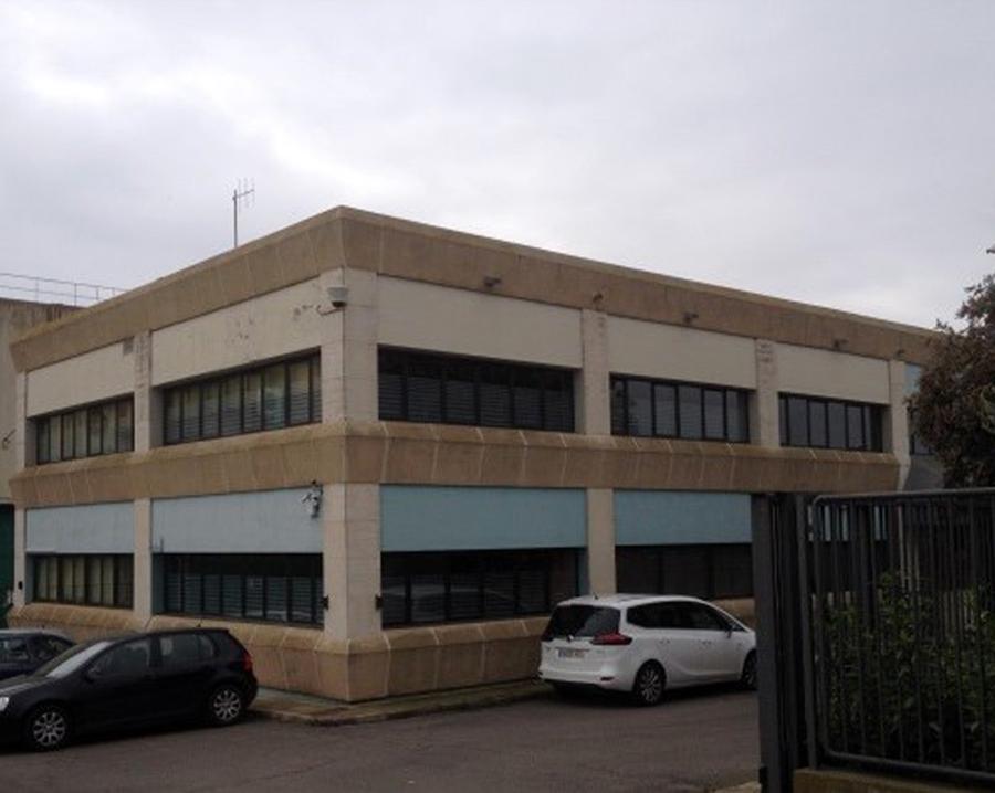 Edificio Riegos del Alto Aragón
