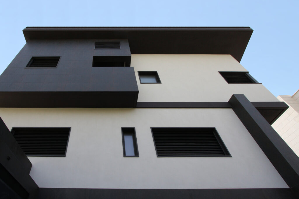 fachada ventilada cyme arquien